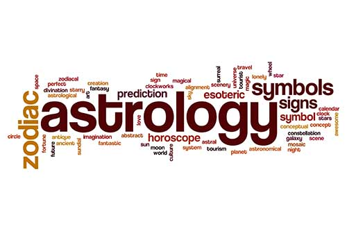 astrology words